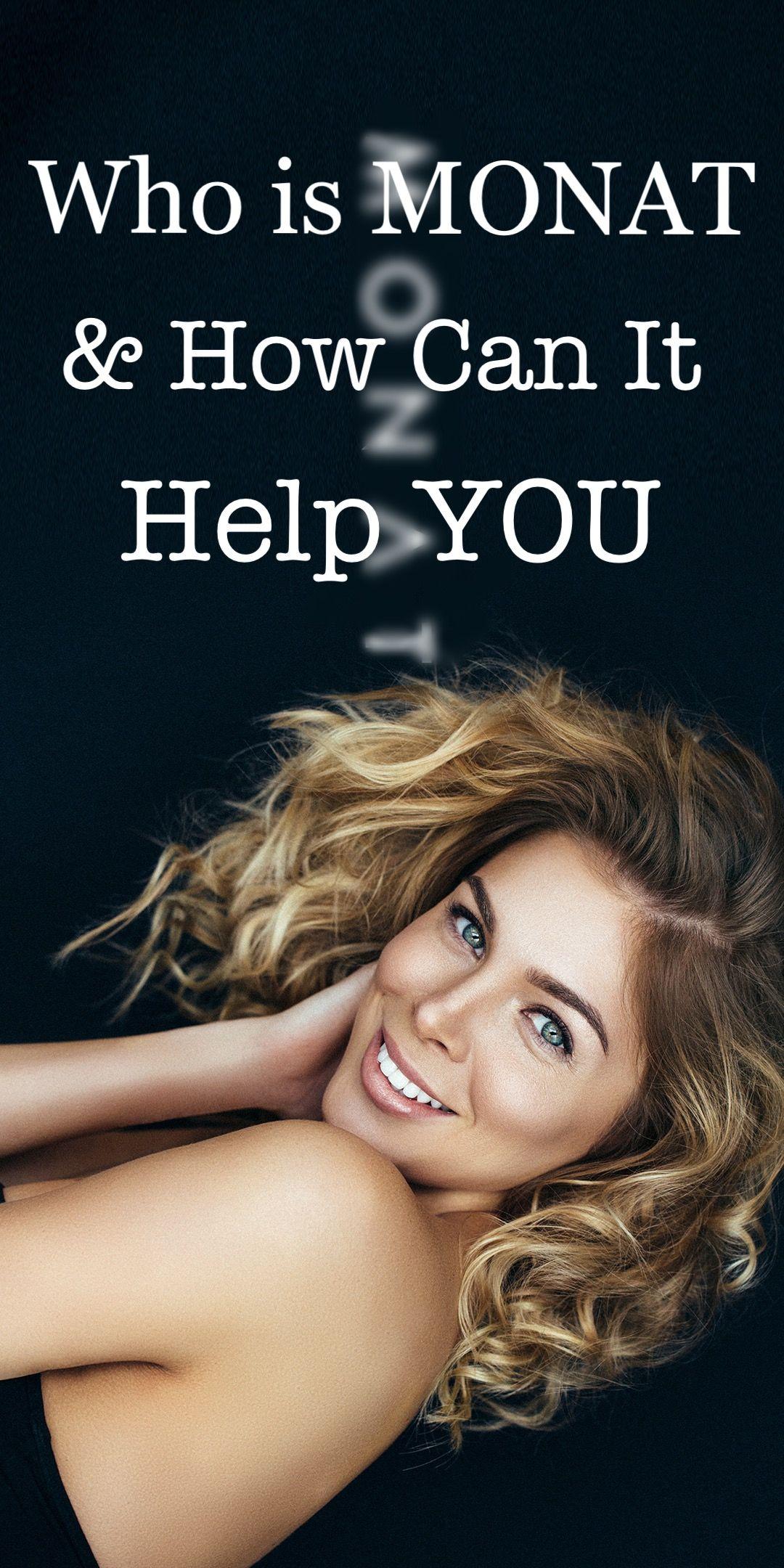 Who is Monat? Social marketing, Hair care, Hair
