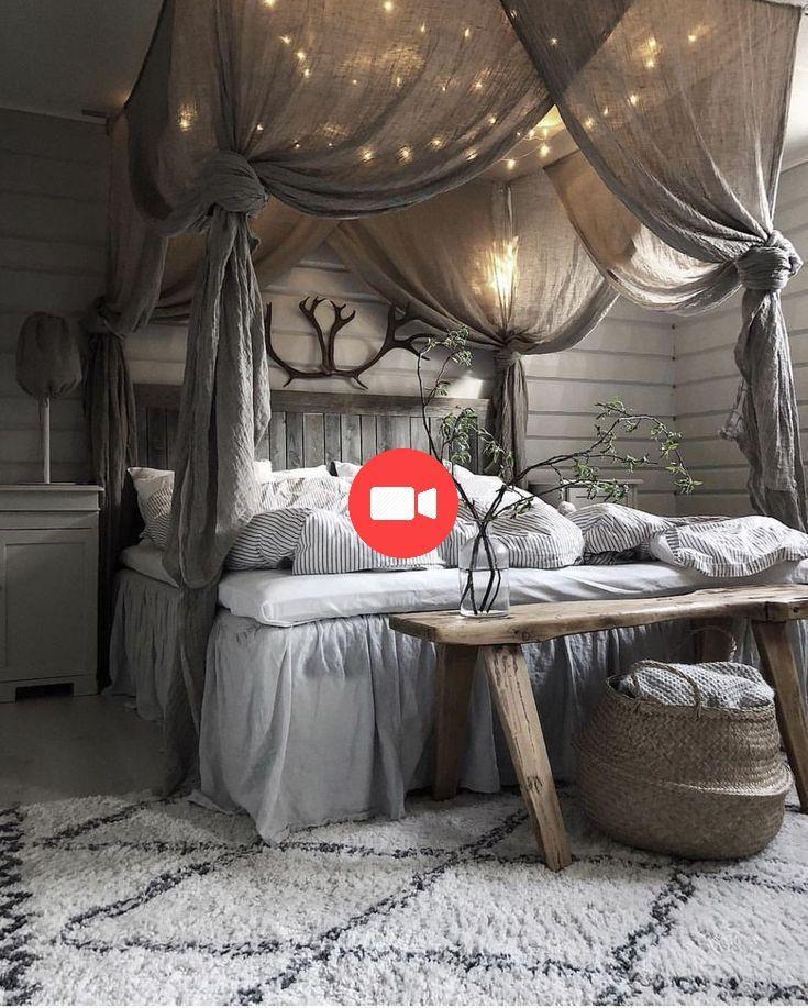 41 Glamourse Lits A Baldaquin Idees Pour Une Chambre Romantique