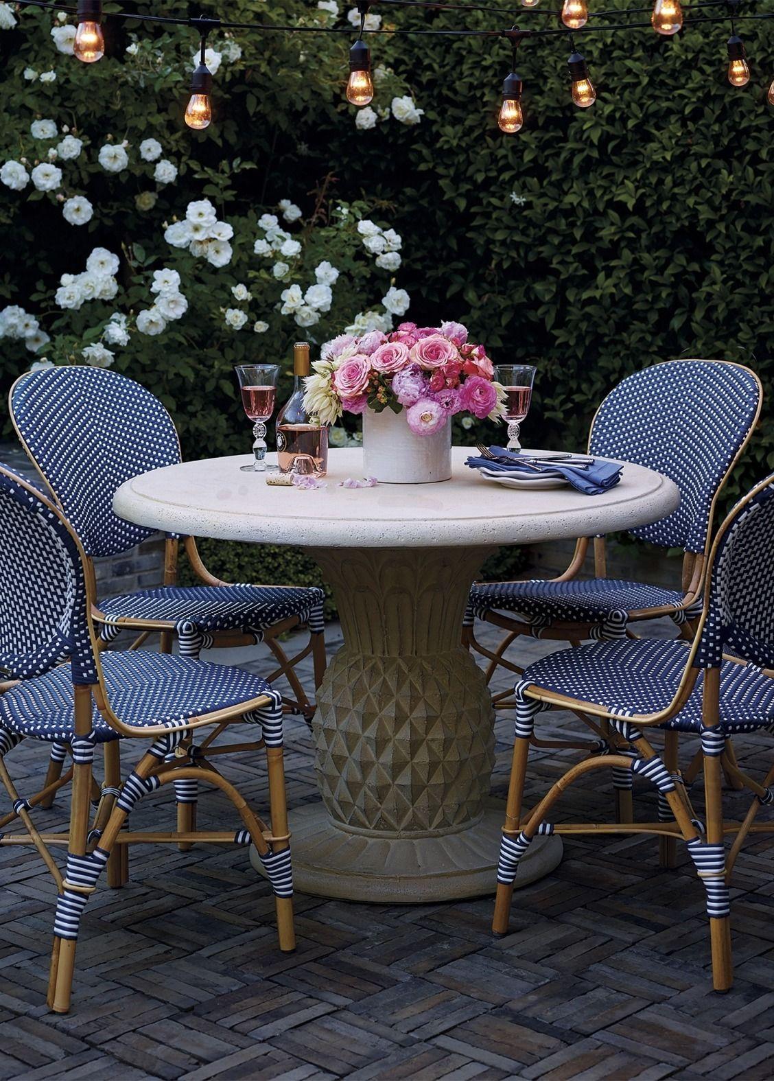 Fabulous Paris Bistro Collection Entertaining Alfresco French Ibusinesslaw Wood Chair Design Ideas Ibusinesslaworg