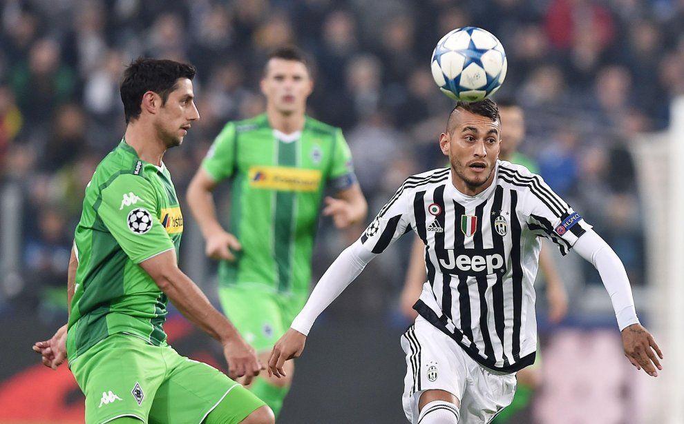 Juventus-Borussia M'Gladbach, il film della partita