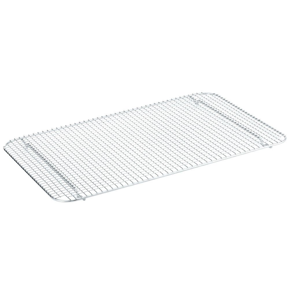 Vollrath 20038 Super Pan V Footed Stainless Steel Cooling Rack For
