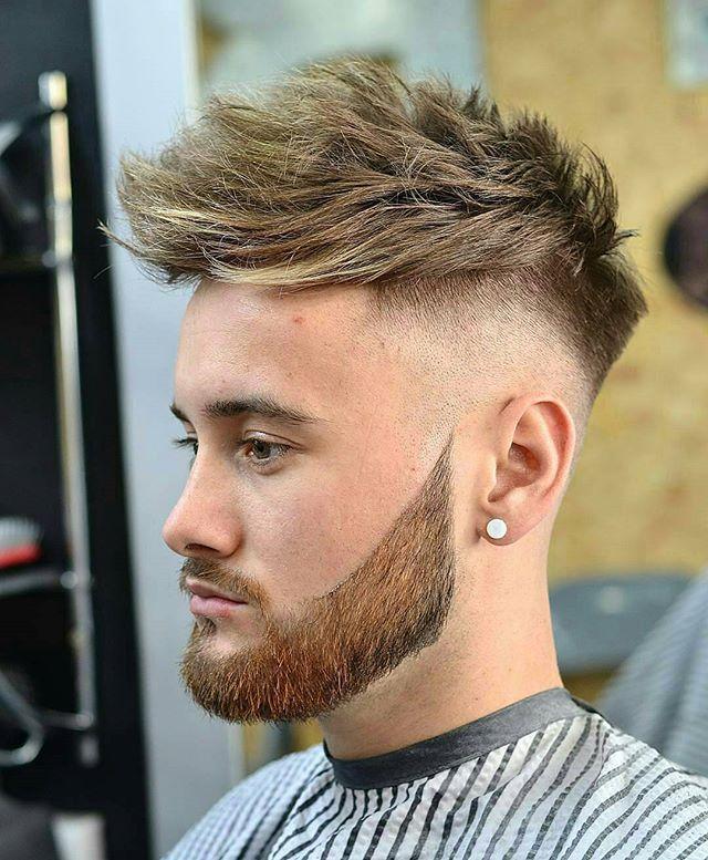 Texture: blow-dry, medium hold spray, medium hold wax ... Dry Hair Men