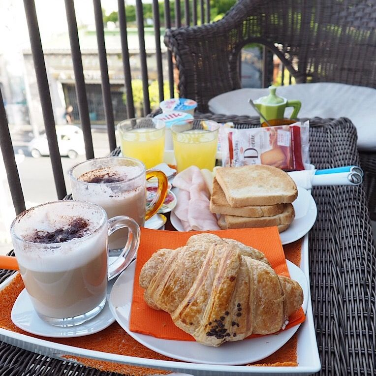 Photo of Breakfast in bed – Piazzo Tasso B&B / Sorrento