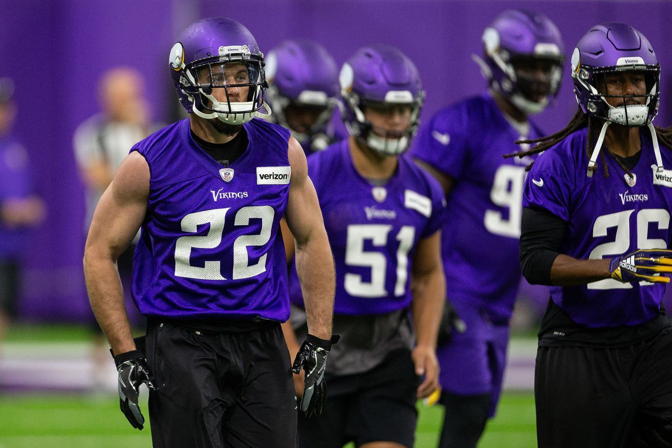 Could Harrison Smith be the next Viking that's up for a