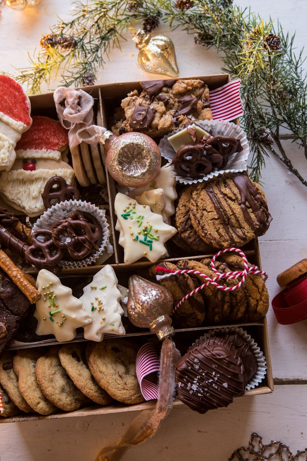 2018 Holiday Cookie Box Cookies Holiday Cookies Christmas