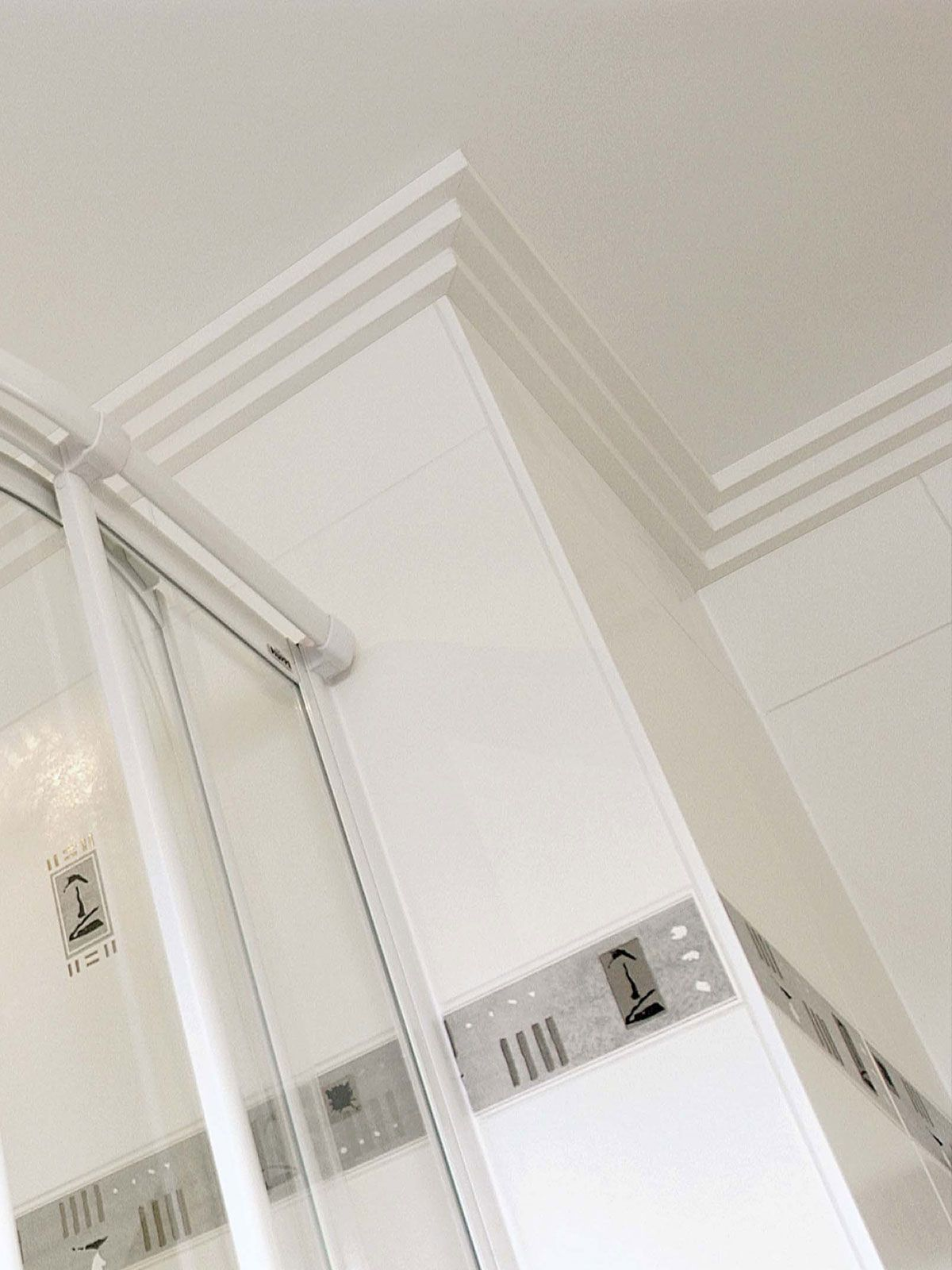 Modern Molding Collection Modern And Art Deco Style Crown Molding In 2020 With Images Art Deco Fashion Art Deco Door Miami Art Deco