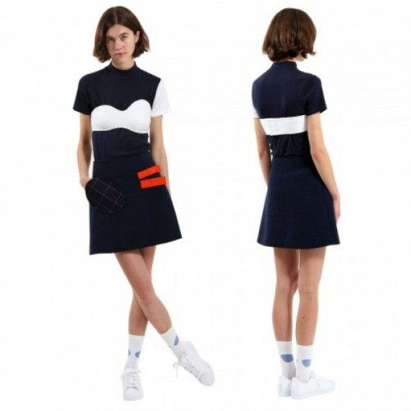 JACQUEMUS -Skirt -THE SHAPE OF THE SEASON