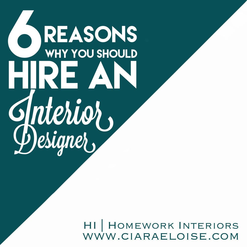 6 Reasons Why You Should Hire An Interior Designer Harmony