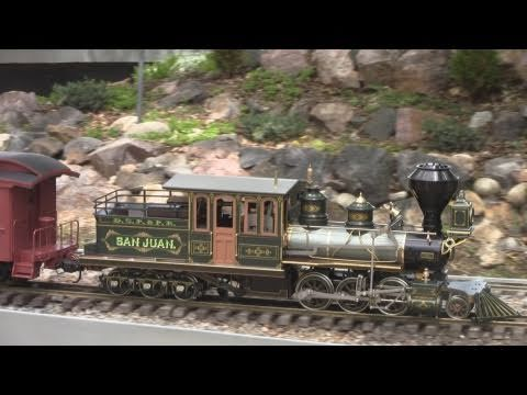 small scale live steam shay prototype - YouTube | Trains