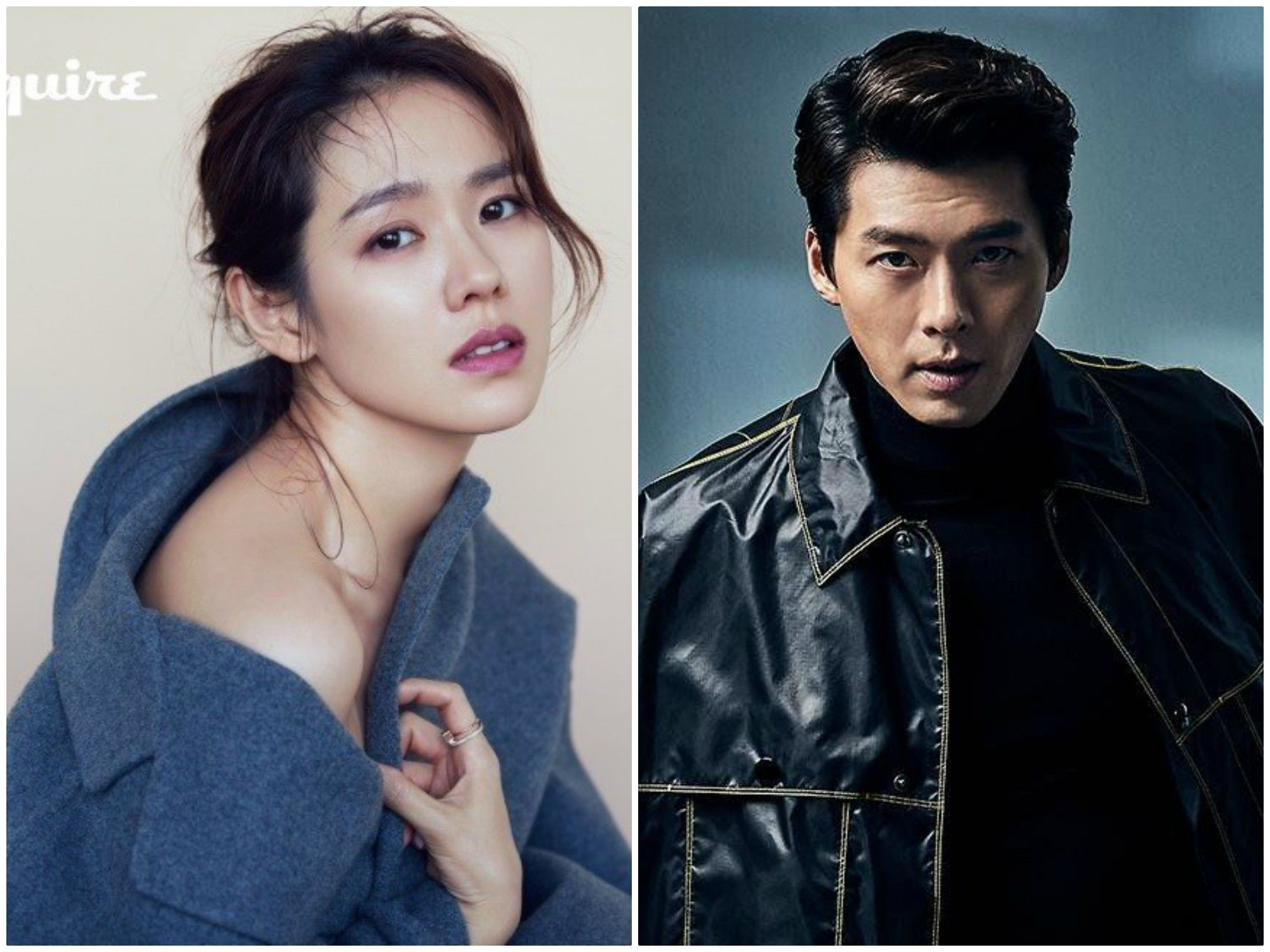 """Hyun Bin and Son Ye Jin have confirmed their appearance in a new project """"Crash Landing of Love"""""""