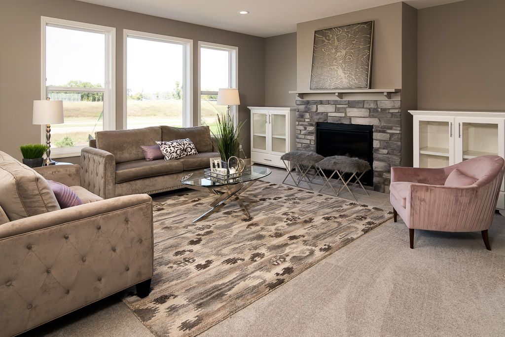 Idea By Key Land Homes On The Wexford Ii Home New Homes Home Decor