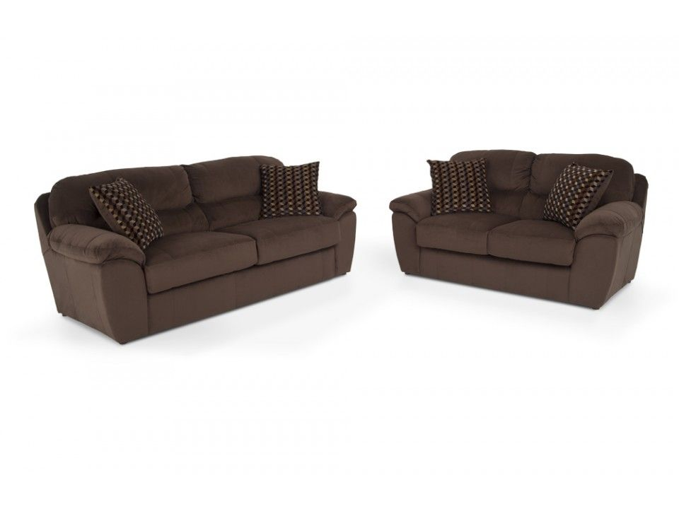 Bailey Sofa U0026 Loveseat | Living Room Sets | Living Room | Bobu0027s Discount  Furniture