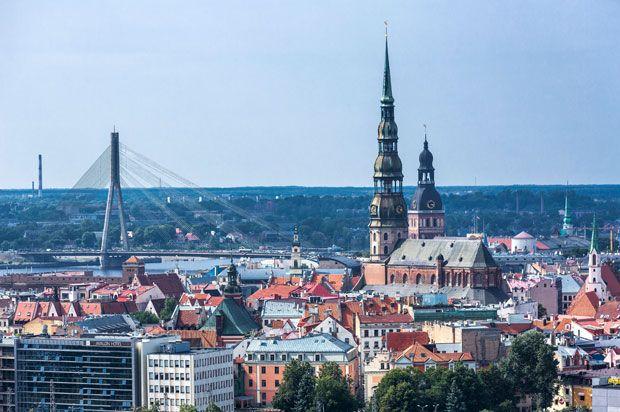 48 Stunden in ...: Riga! Die Adressen für ein tolles Wochenende - BRIGITTE