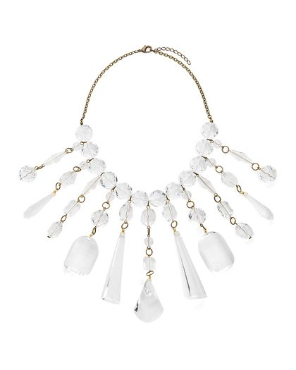 The Icicle Queen Necklace by JewelMint.com, $29.99