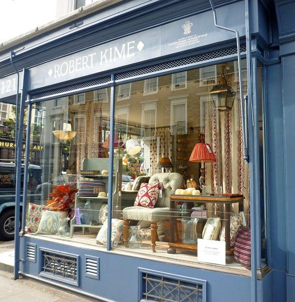 Robert Kime In London: Furnishings, Accessories, Carpets