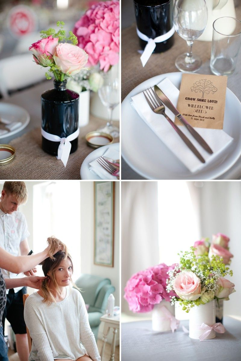 A Rustic Marquee Wedding On The Isle Of Alderney With A Suzanne ...