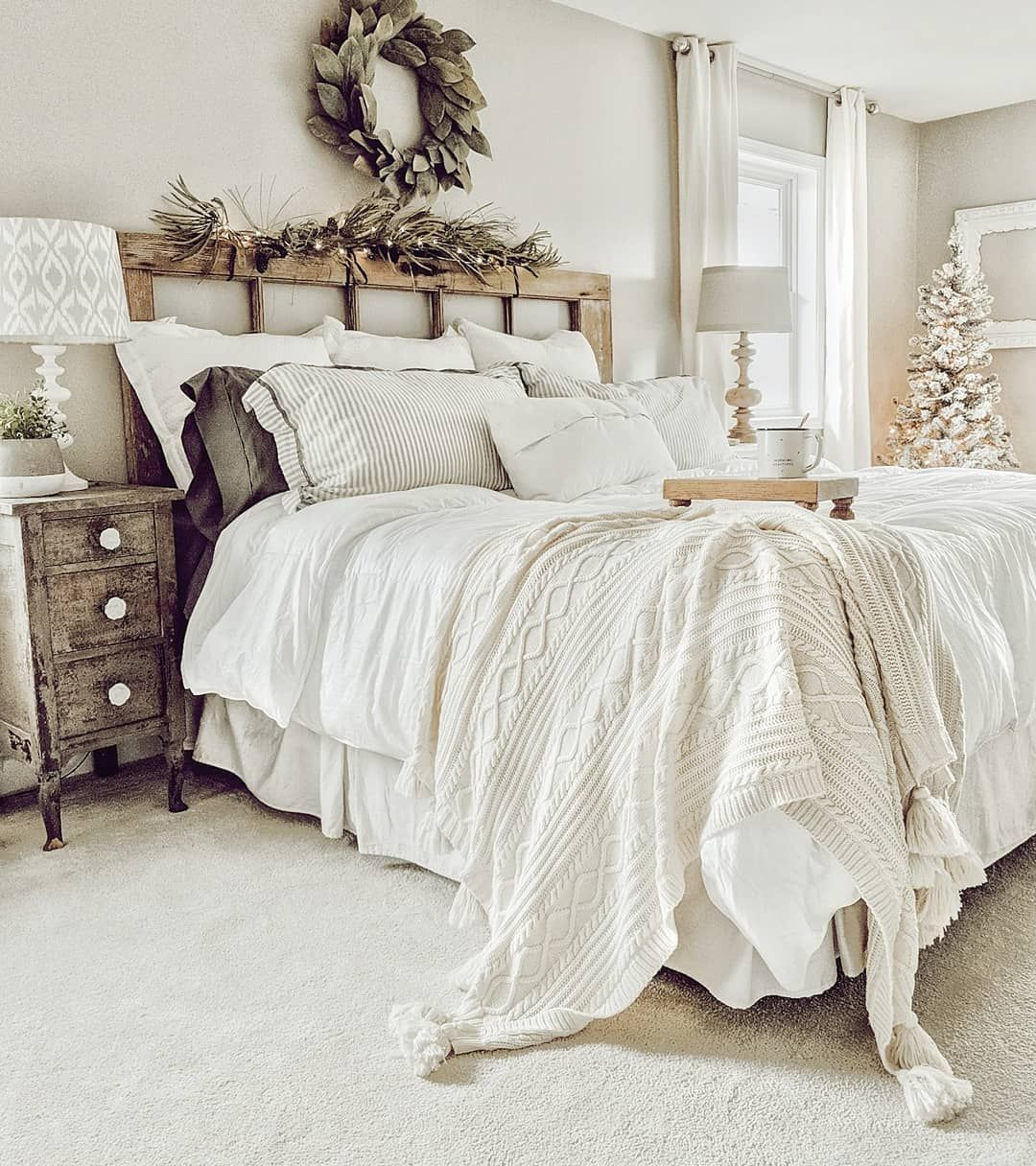 Good Morning We Are Almost To Friday I Promised I Would Share More Before And After Pictures Of O Vintage Bedroom Decor Bedroom Vintage Remodel Bedroom Next up master bedroom