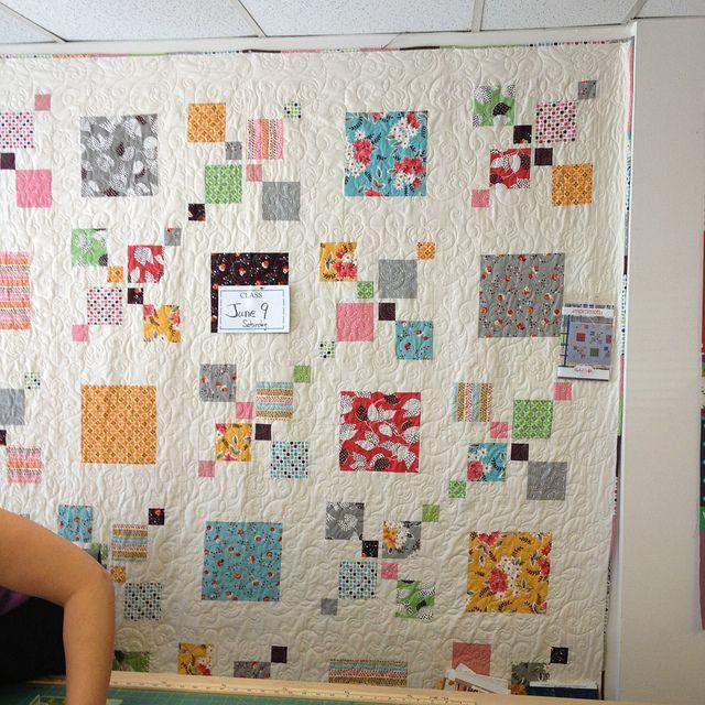 Impromptu pattern | Best Stitch and Patterns ideas : impromptu quilt pattern - Adamdwight.com