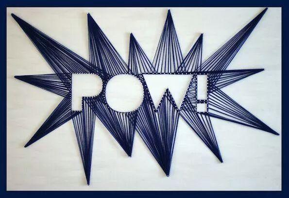 POW! Wall Art
