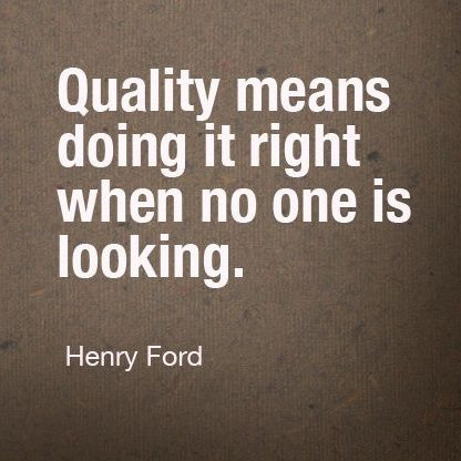 quotes about quality   Google Search | Quotes for Classes | Quotes