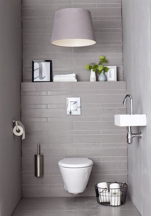 Baño mini DECO / BAÑOS Pinterest - Comment Decorer Ses Toilettes