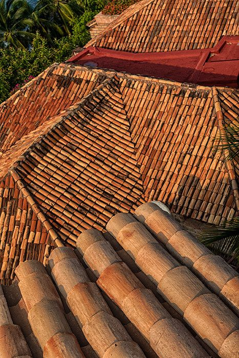 Terracotta | Solar tiles, Rooftop, Roof tiles