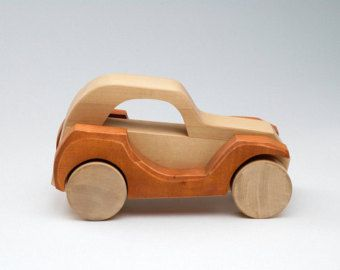 Wooden car organic baby toys eco friendly gifts for boys baby toys negle Gallery