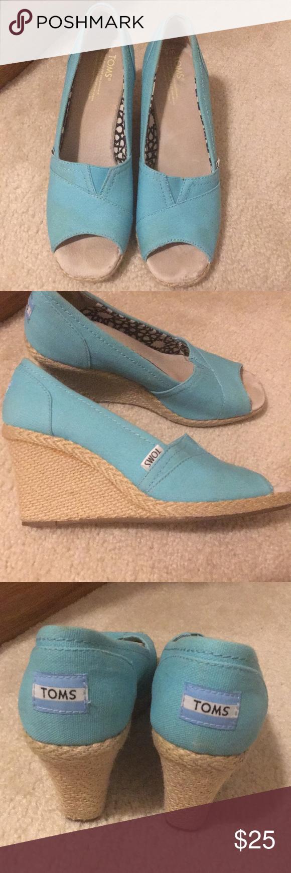 53cd7a87170 Toms women size blue peep toe wedges toms women size blue png 580x1740 Size  toms blue