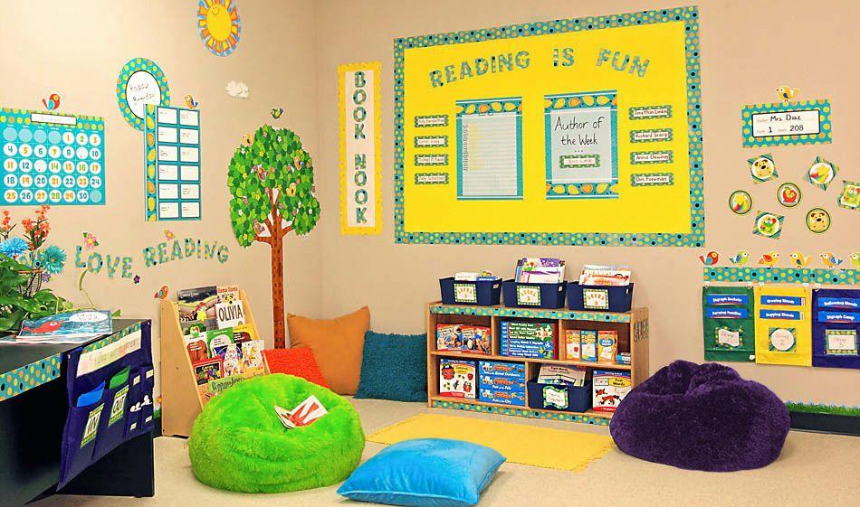 Yellow Classroom Decor : Lemon lime interactive photo classroom coordinates decoratives