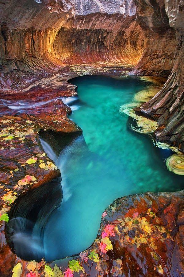 Zion National Park, Utah: