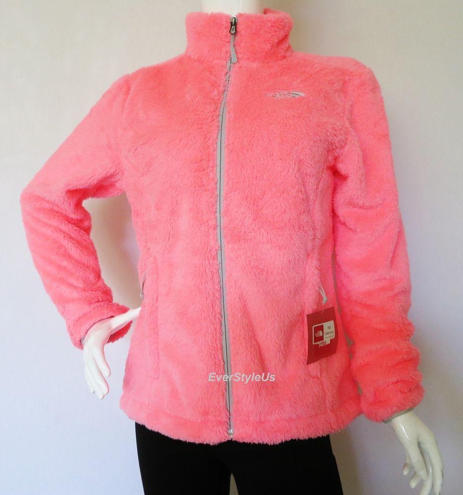Nwt The North Face Suple Women S Fleece Jacket Osito Like Fleece Sugary Pink Fleece Jacket Womens Fleece Jacket Jackets [ 1000 x 936 Pixel ]