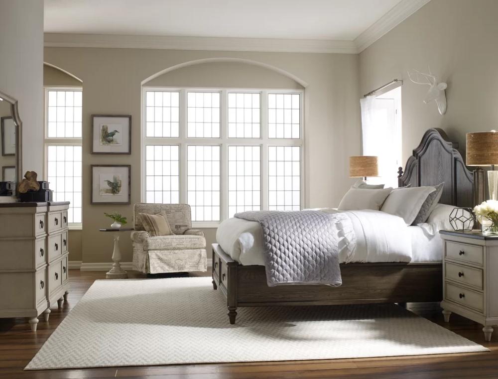 lark manor bruyere standard configurable bedroom set