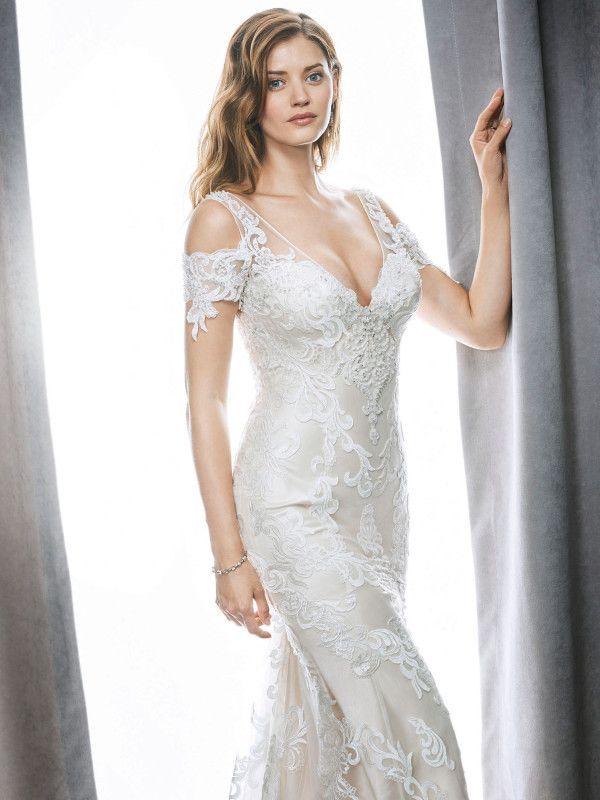 Großartig Claudine Barretto Hochzeitskleid Galerie - Hochzeitskleid ...