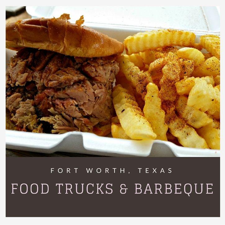 Food trucks barbeque food food truck a food