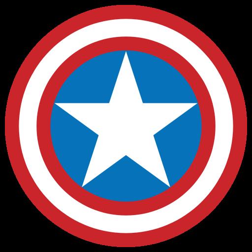 File Captain America Shield Svg Wikimedia Commons Captain America Birthday Captain America Logo Captain America