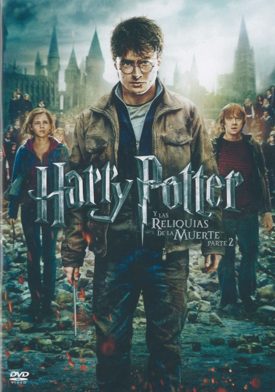Harry Potter Y Las Reliquias De La Muerte Warner Harry Potter Movies Harry Potter Film Deathly Hallows Part 2