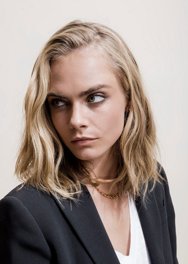 Cara Delevingne Shorts And Short Hairstyles On Pinterest