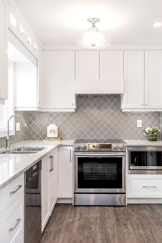 44 Top Arabesque Tile Kitchen Backsplash Design Ideas Kitchen Backsplash Designs Arabesque Tile Backsplash Kitchen Arabesque Tile Kitchen