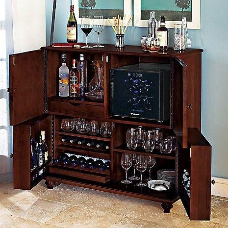 Bar Cabinet With Wine Fridge Foter Wine Bar Furniture Home
