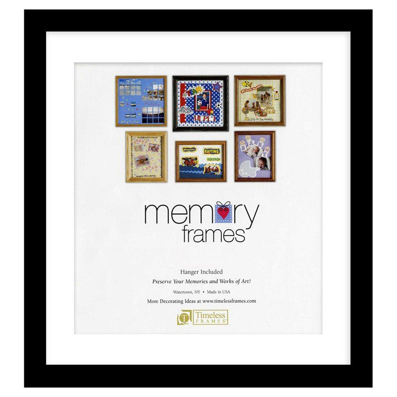 Timeless Frames Anna Memory Picture Frame - 12W x 12H in. - 46580 ...