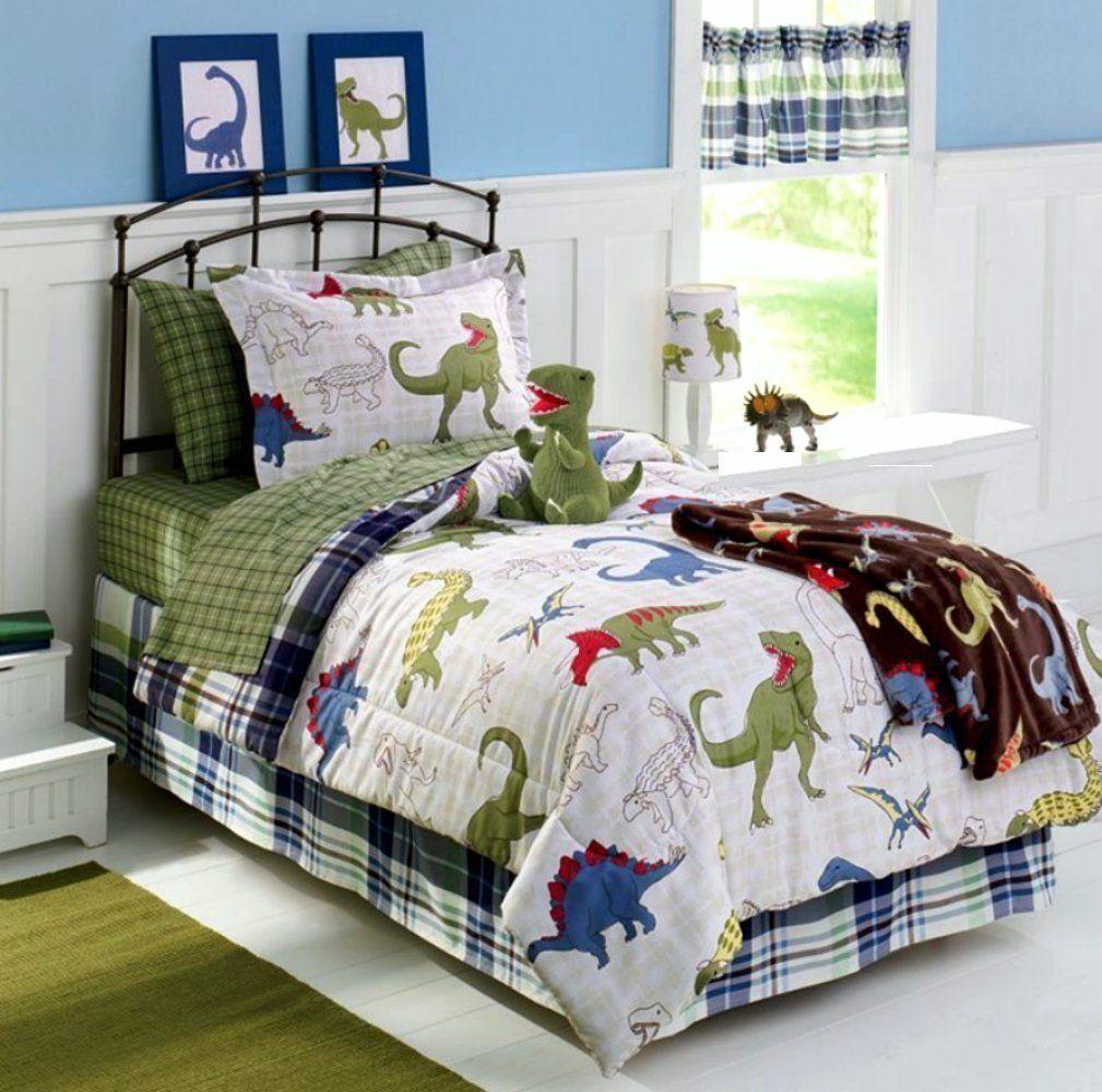 Dinosaur Snoozasaurus 5 Piece Twin Comforter And Sheet Set Twin Price 59 28 Free Shipping Bedding Luxury Bedding Bed Linens Luxury Bedding Sets
