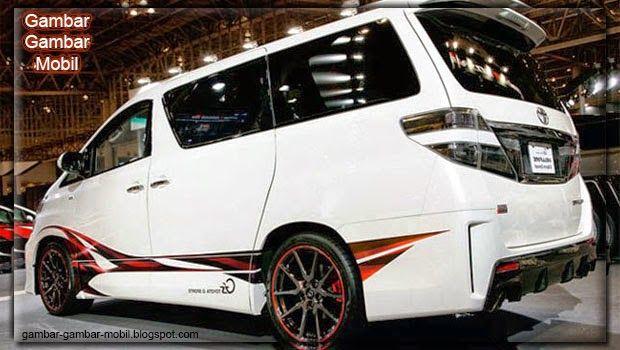 Gambar Mobil Alphard Gambar Gambar Mobil Mobil Toyota Gambar