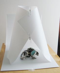 Natural Light Jewelry Photography with White Backgrounds Tutorial - The Beading Gem's Journal
