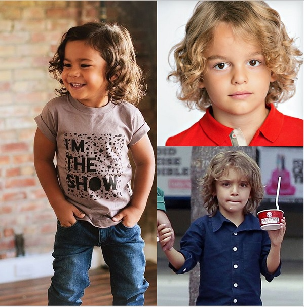 25 Buoyant Hairstyles For Little Boys With Long Hair Child Insider Boys Long Hairstyles Little Boy Hairstyles Little Boy Long Hair