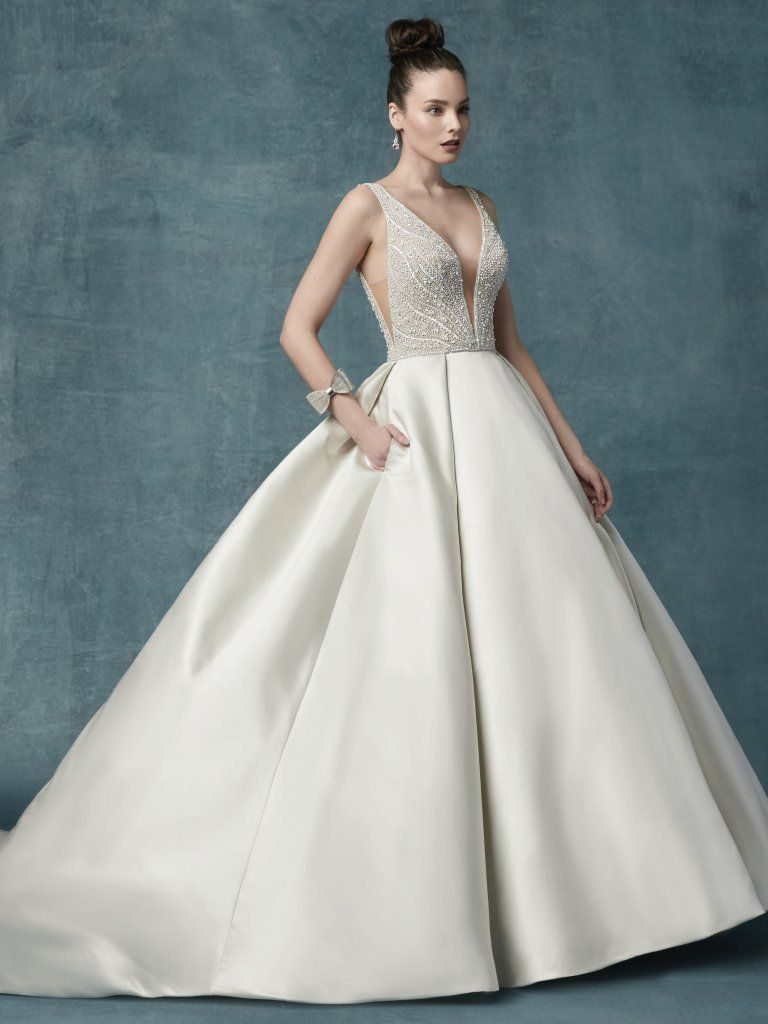 Sapphire By Maggie Sottero Wedding Dresses Wedding Dress Styles Wedding Dresses Maggie Sottero Wedding Dresses
