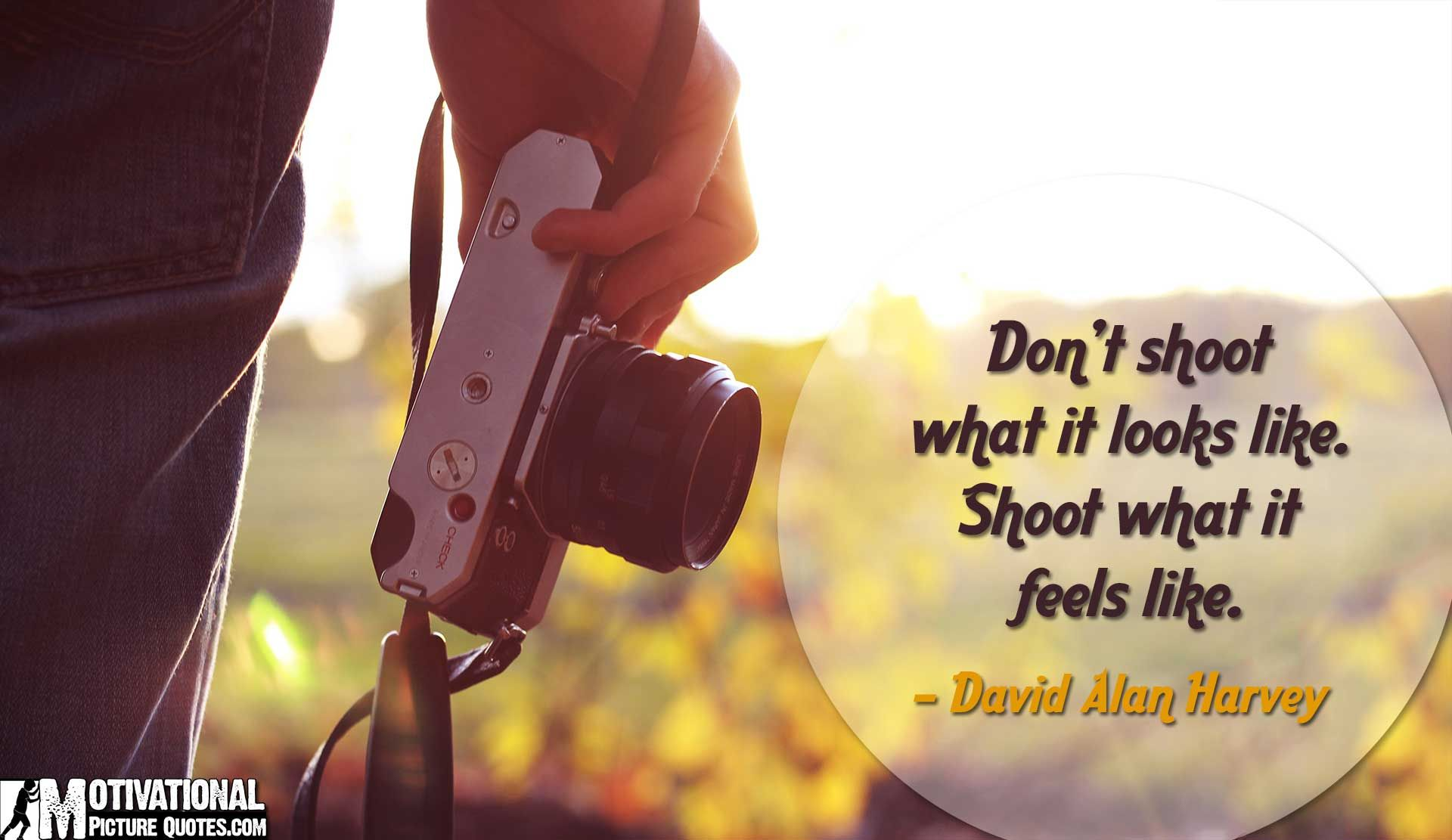 Best inspirational photography quotes by famous photographer.These