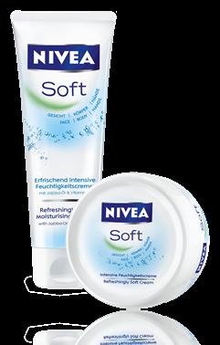 שונות Nivea soft face cream. Great advice given to me by my mother (who SQ-22