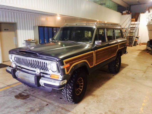 1989 Jeep Wagoneer For Sale St Catharines Ontario Canada