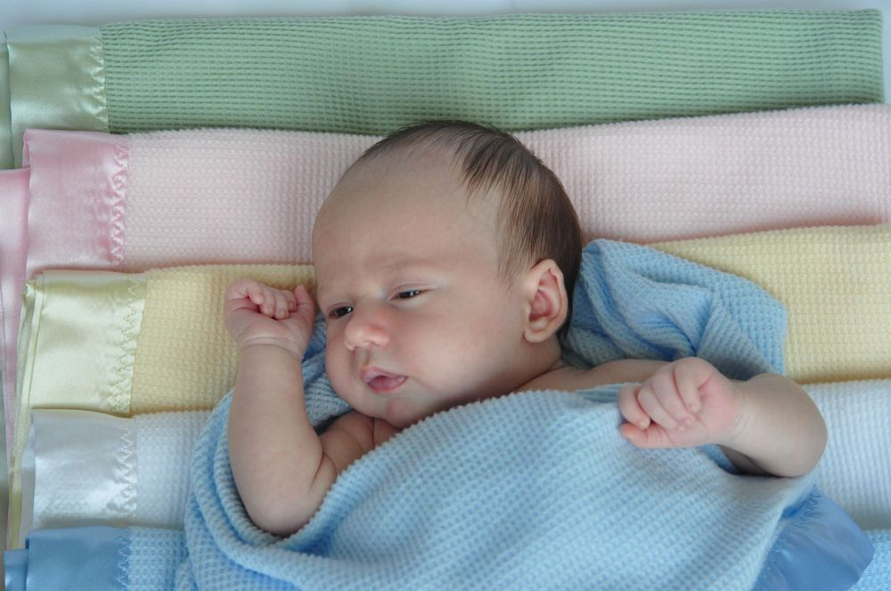 Why Our Classic Baby Blankets Are The Softest Boals Baby