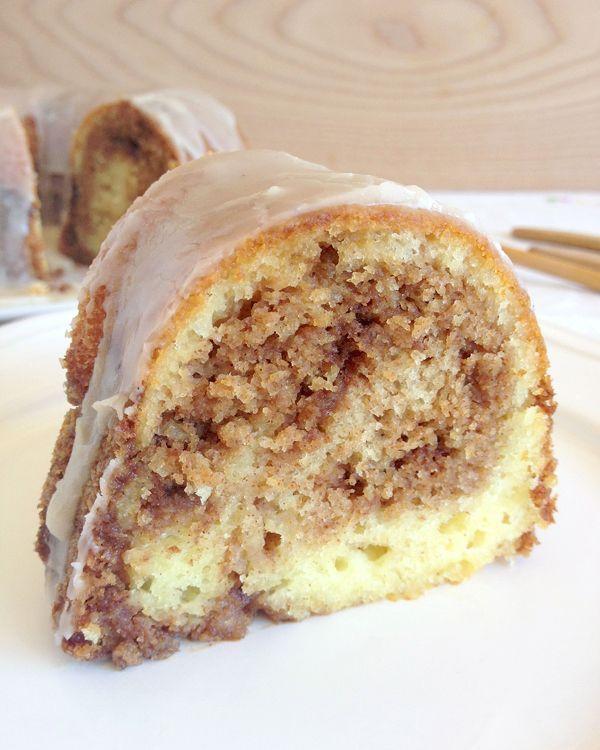Honey Bun Cake Cake Recipes Savoury Cake Honey Buns